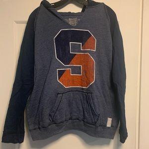 Retro Brand Syracuse Hoodie Sweatshirt